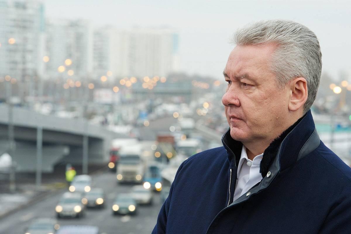 Собянин призвал москвичей старше 65 лет соблюдать домашний режим