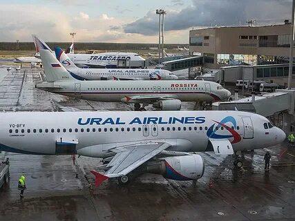 Пассажиры «Уральских авиалиний» смогут вернуть билеты из-за коронавируса