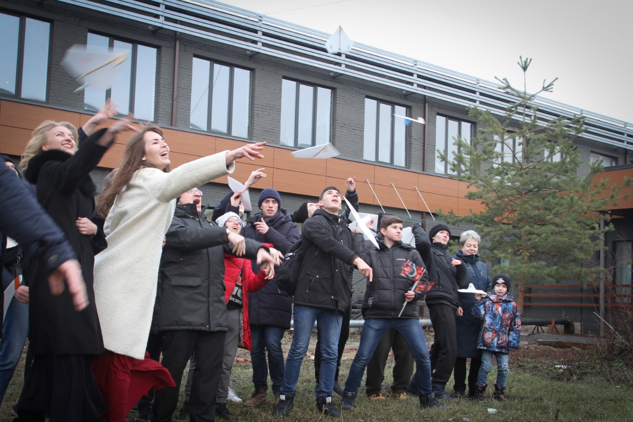 Дети стали участниками научно-технического тура в столичном ЦАГИ