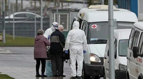 Прирост вновь заболевших коронавирусом за сутки составил в РФ 4 тыс. 268 человек