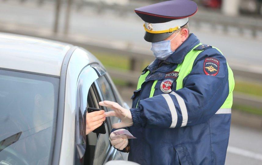В ГД могут обсудить введение уголовных мер для нарушивших самоизоляцию водителей