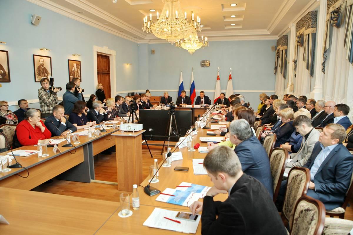 Промышленники и предприниматели Вологды подготовились к вызовам года