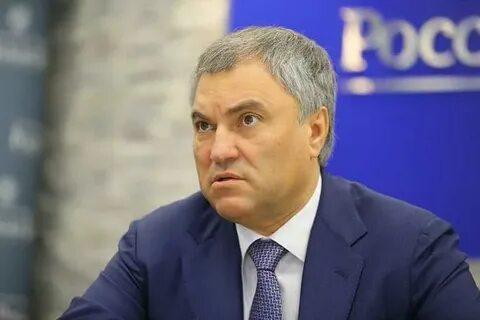 Спикер Госдумы предложил поддержать грантами занявшееся выпуском масок МСП