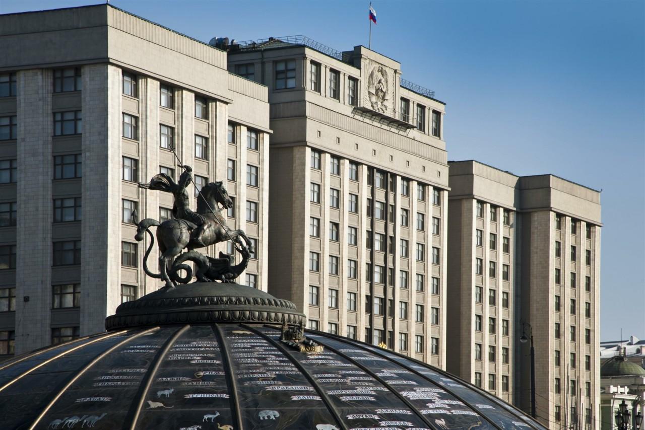 В Госдуме призвали ТВ отказаться от студийных записей передач из-за коронавируса