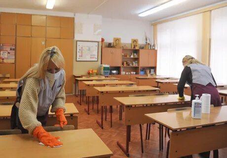 В Минпросвещения не планировали досрочное завершение учебного года в школах
