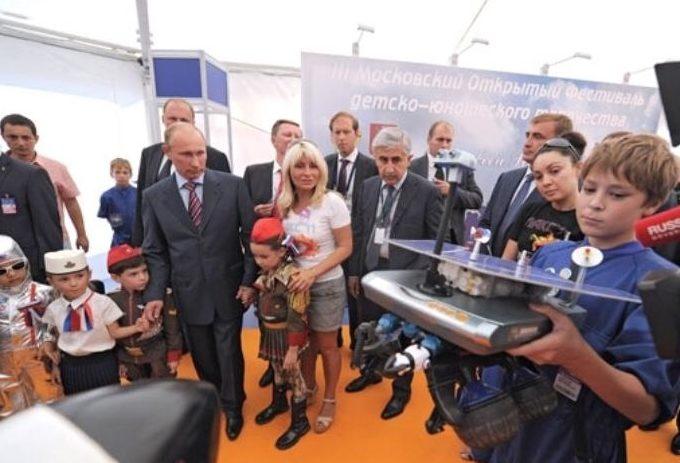 Фестиваль «От Винта!» признали ключевой площадкой научно-технического творчества молодёжи