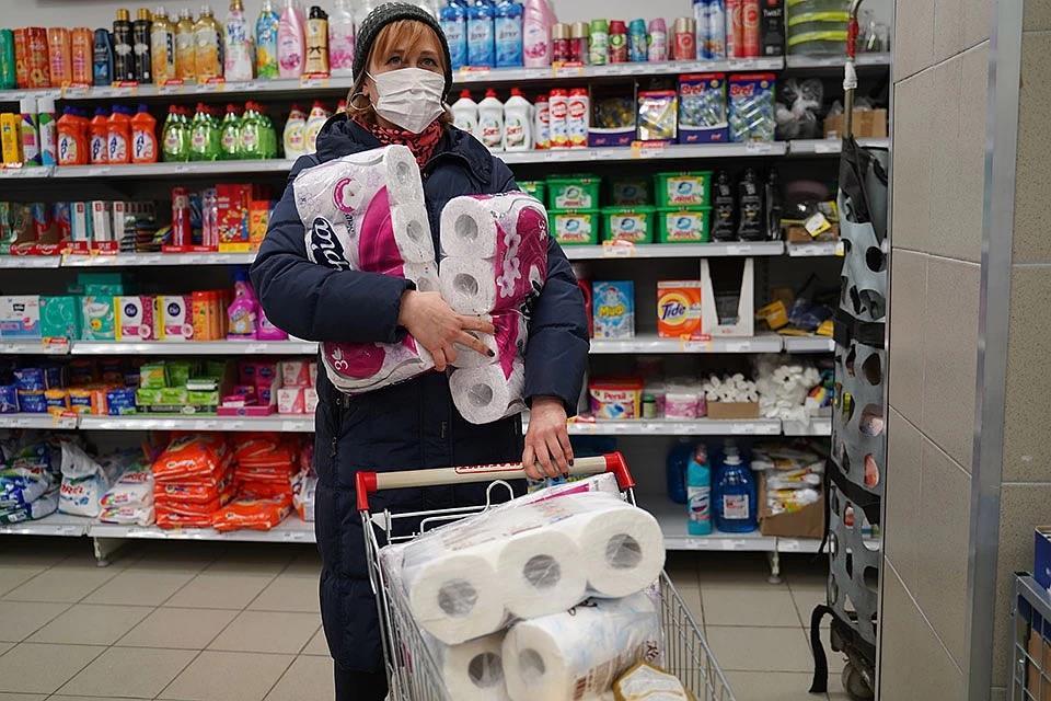 Решение ряда магазинов не впускать покупателей без масок в ГД назвали незаконным