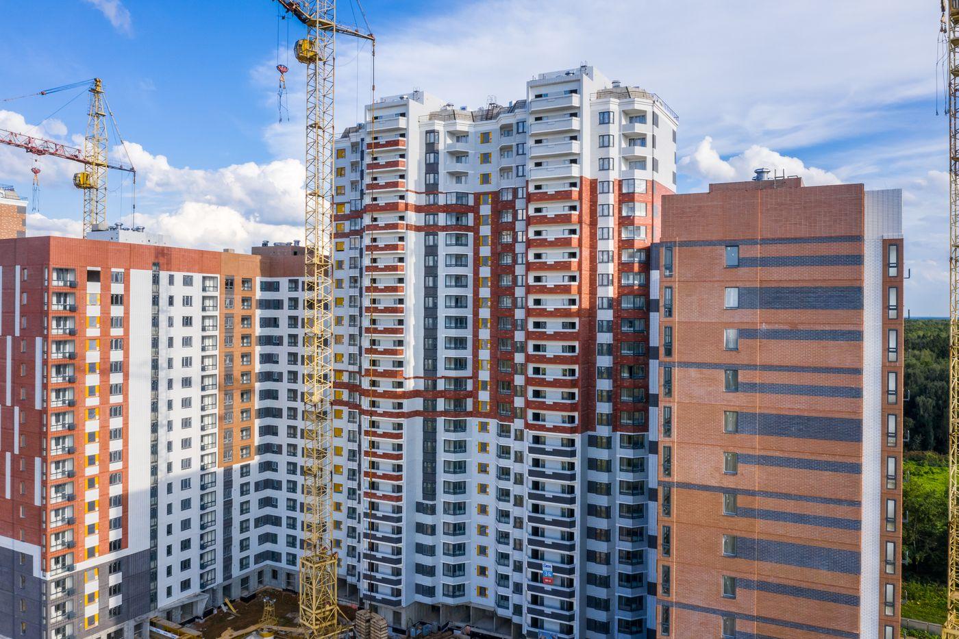 Строительство двух корпусов ЖК «Южная Битца» в Подмосковье профинансирует Сбербанк