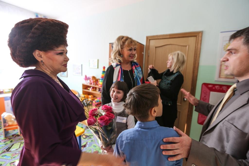 Рецептом счастливого детства поделилась председатель движения «Матери России»