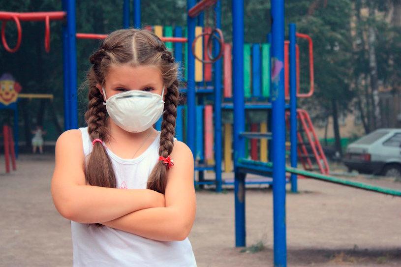 Роспотребнадзор дал рекомендации по профилактике коронавируса у детей