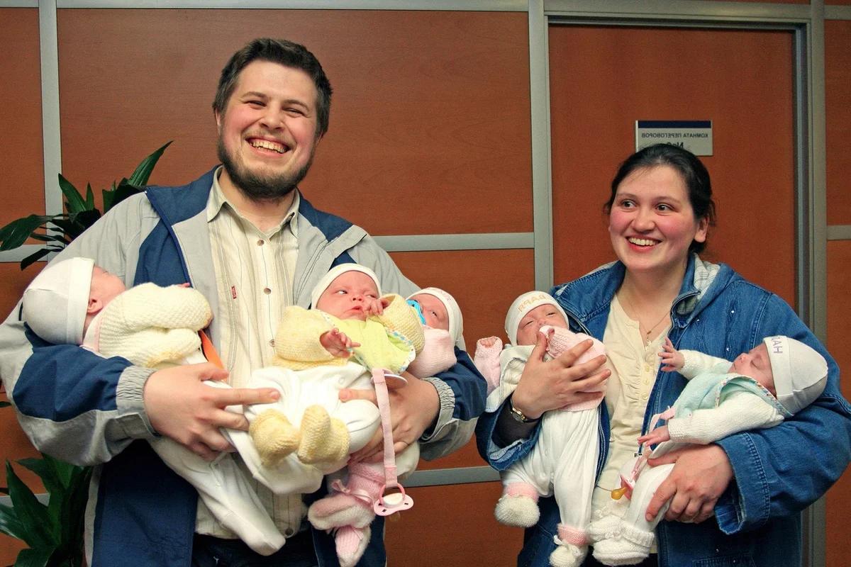 В Госдуме предложили матерей-героинь досрочно отправлять на пенсию