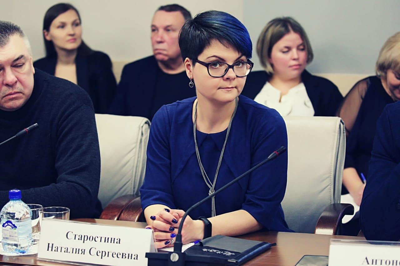 В Объединении потребителей России избрана новый руководитель