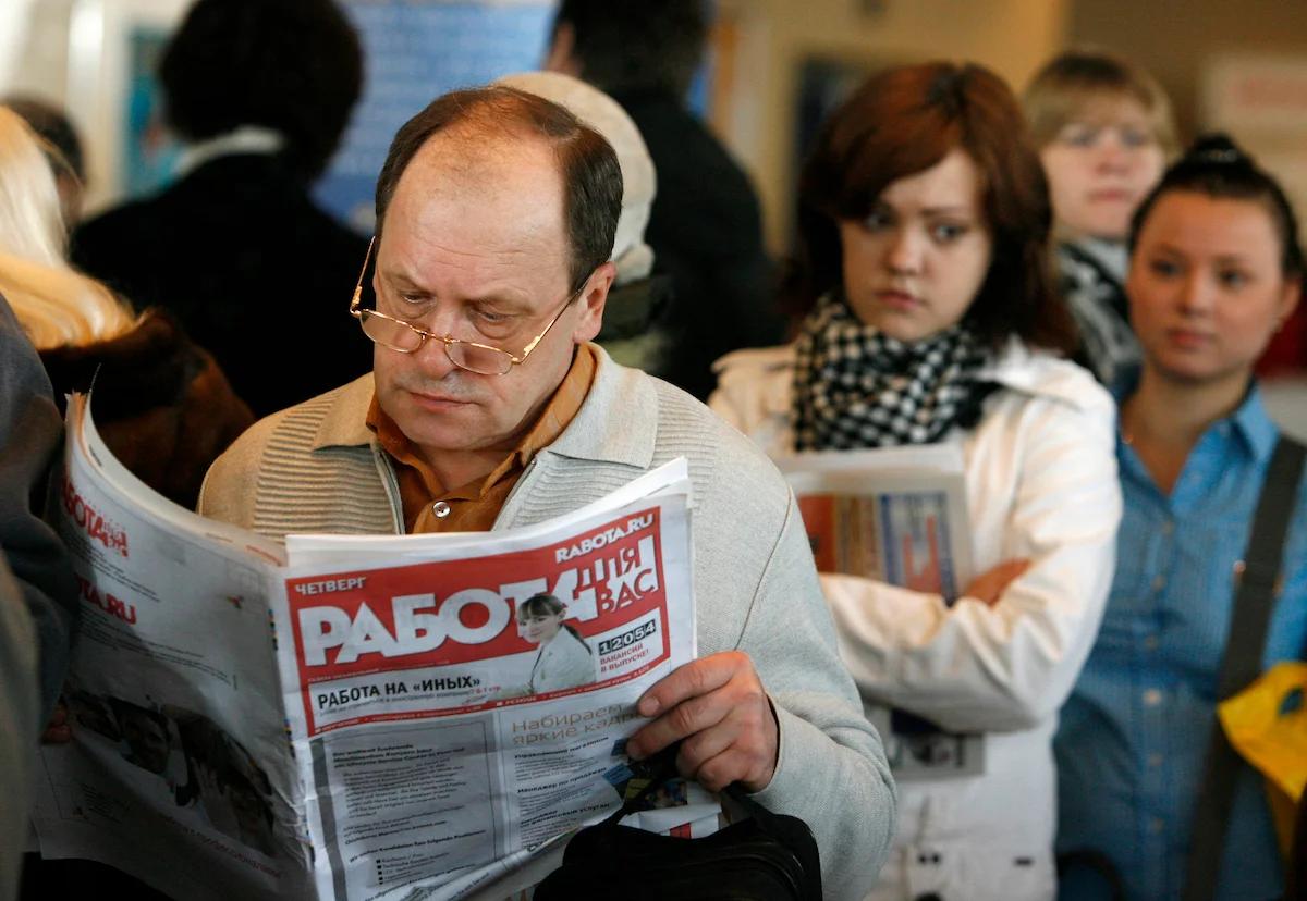 Экономисты описали три сценария развития безработицы в Росси из-за коронавируса