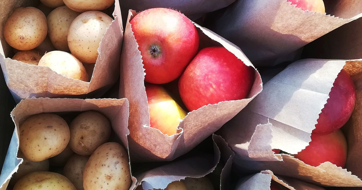 В Минсельхозе объяснили подорожание в июне яблок и картофеля