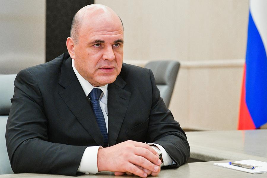 Пик коронавируса в России пройден, — Мишустин