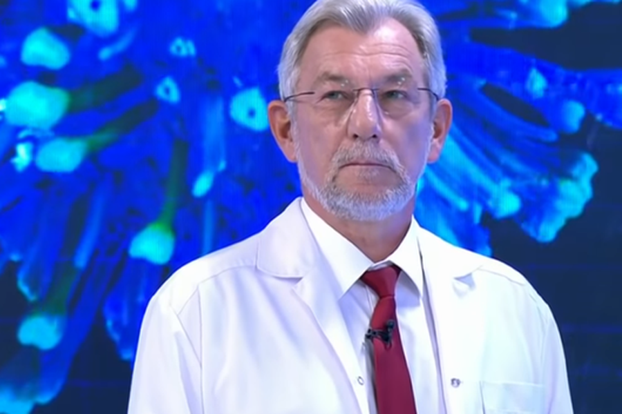 Академик-вирусолог РАН отказался от прививки от COVID-19