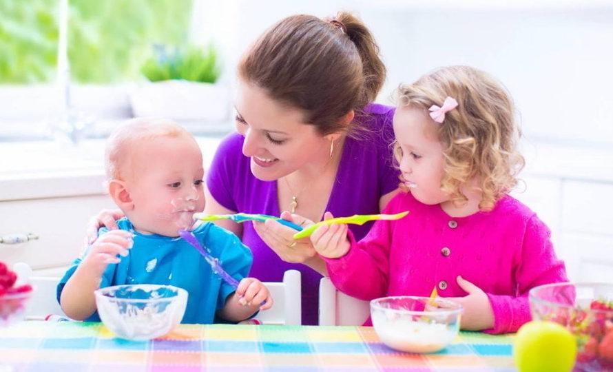Многодетным семьям могут предоставить нянь за счёт бюджета