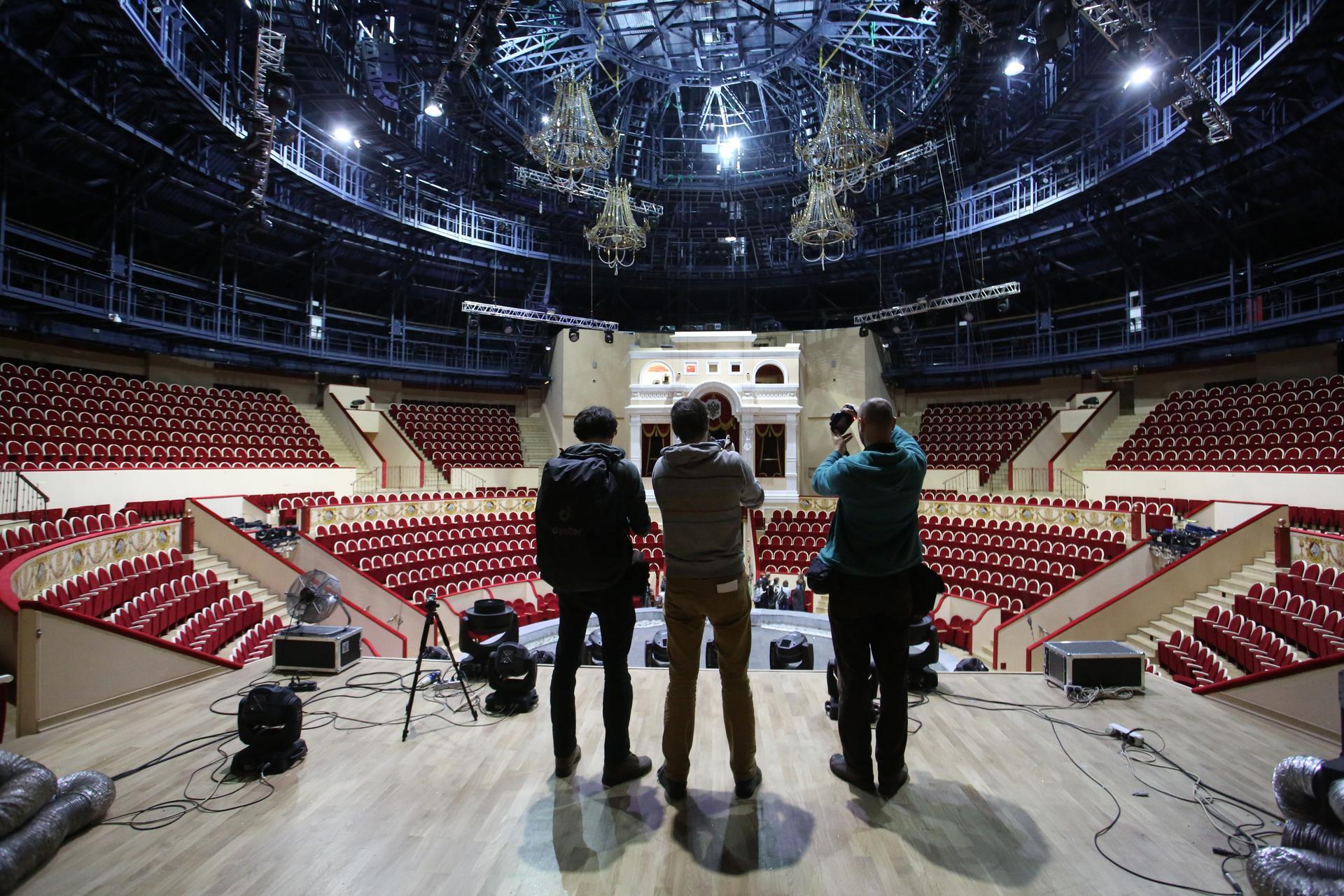 Организаторы концертов предупредили о надвигающемся крахе индустрии