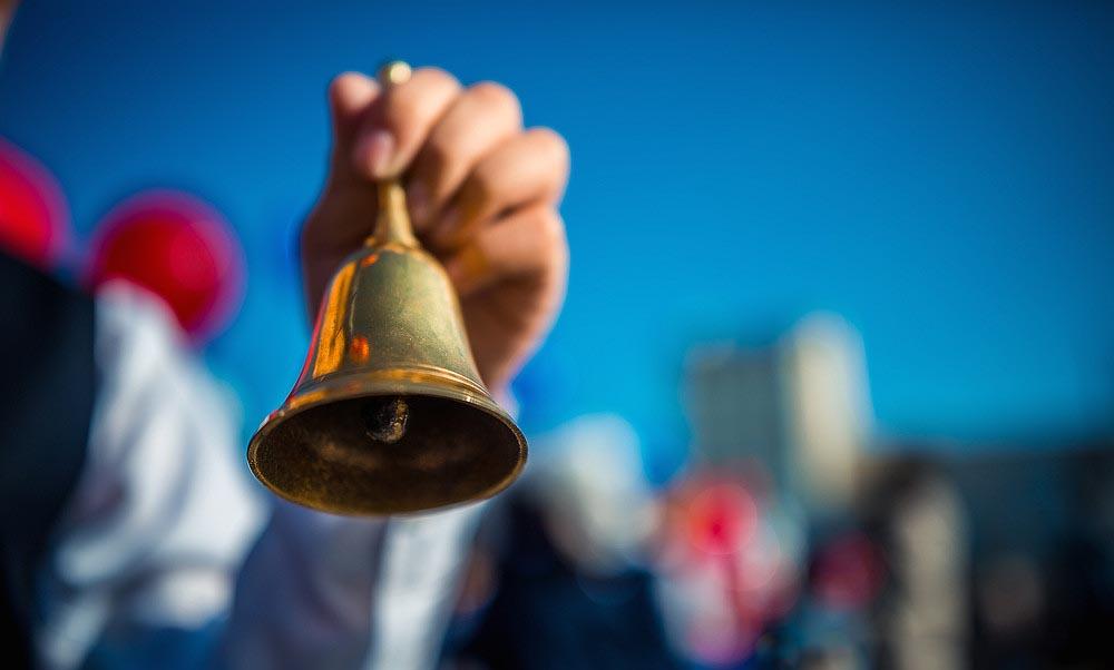 В российских школах отменили единый звонок с урока