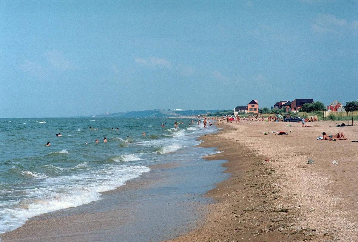 Эксперты оценили популярность курортов Азовского моря