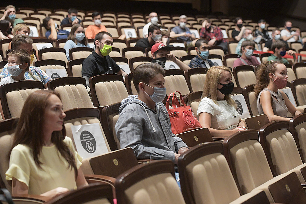 В Минкультуры объявили о начале театрального сезона в Росси в сентябре
