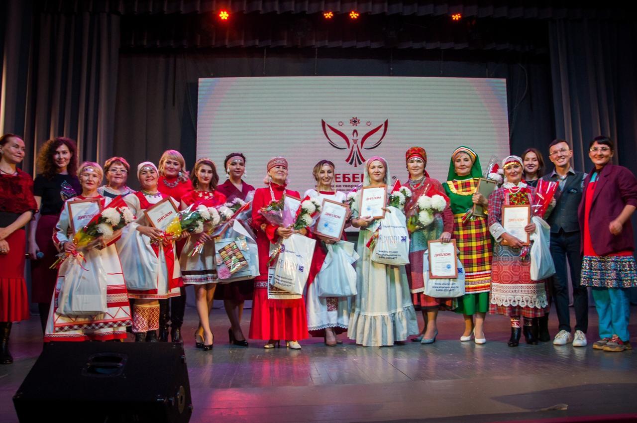 В Удмуртии проходит Марафон женского творчества «Чеберай»