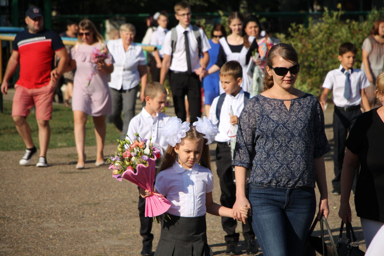 Родителям первоклассников предложили дать дополнительный выходной 1 сентября