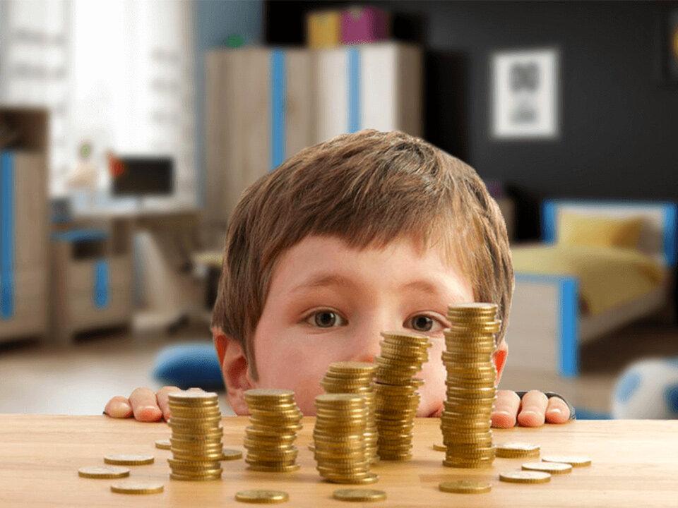 Правительство упростило оформление выплат на детей от 3 до 7 лет