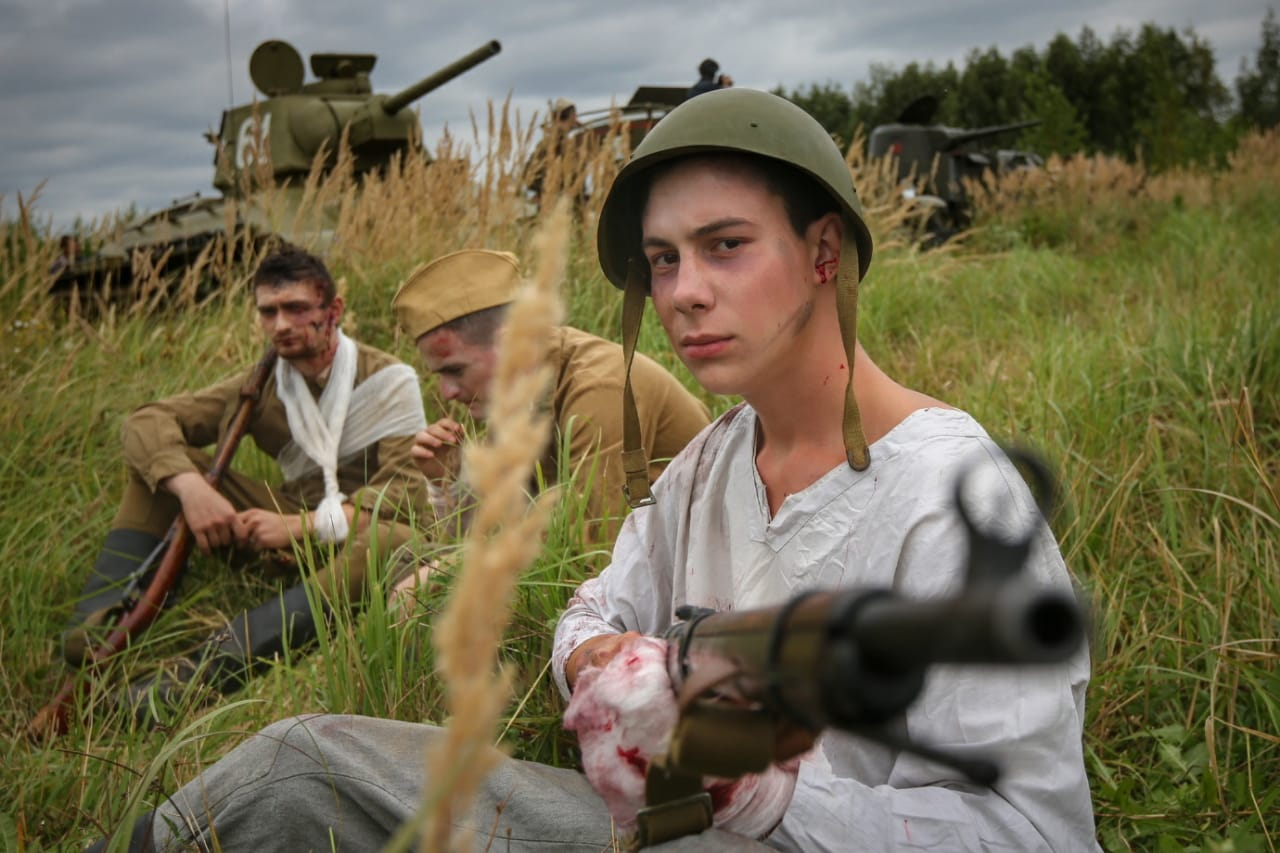 Народный фильм о Победе снимут «Ветеранские вести»