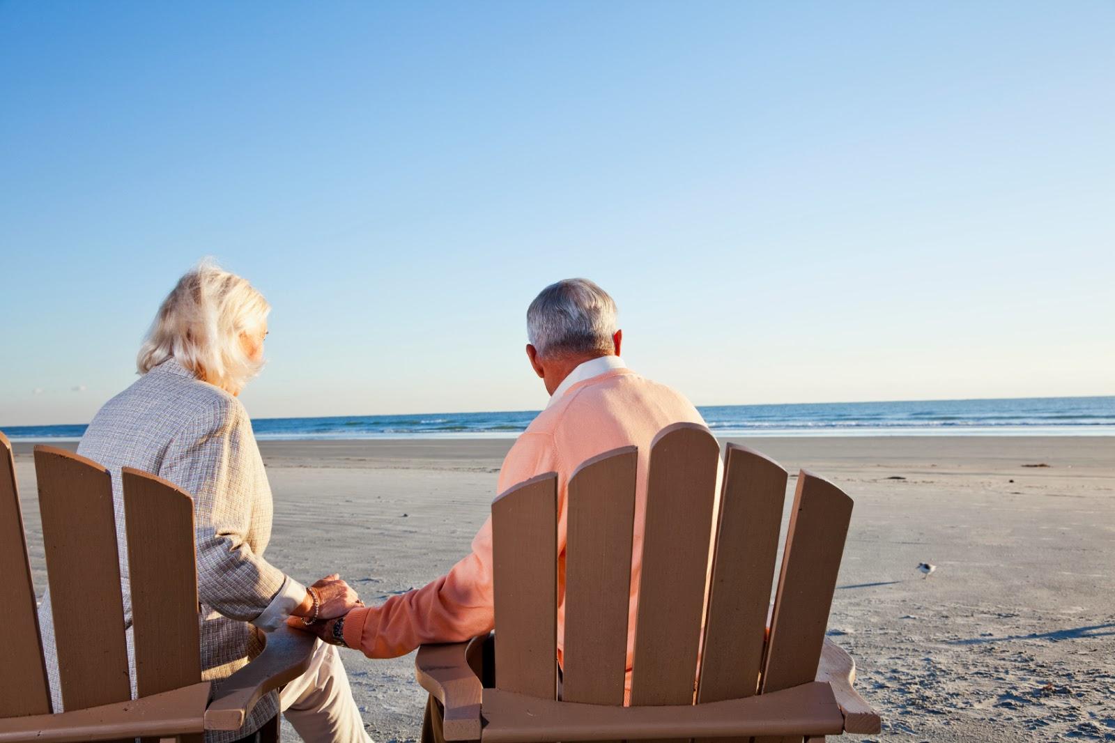 Почти половина россиян заявила о желании переехать на пенсии жить к морю