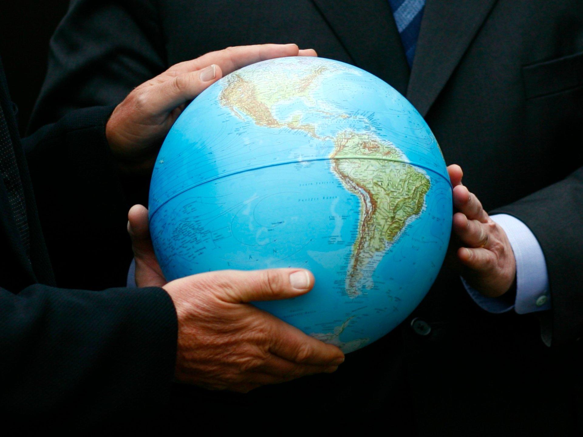 Геополитическое мироустройство станет темой круглого стола на площадке КС НКО