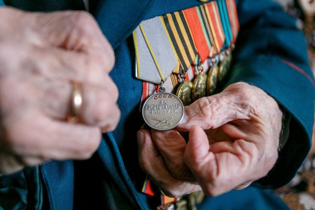 В Госдуме предложили расширить права вдов ветеранов на соцподдержку