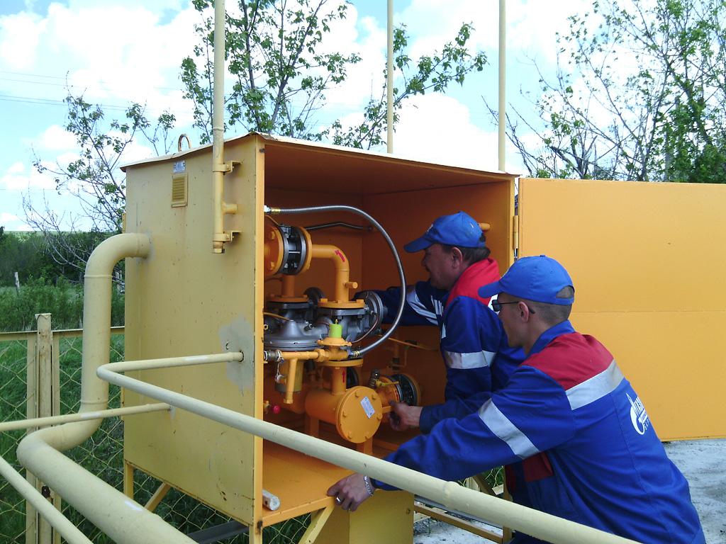 Жителям четырех регионов бесплатно подключат газ
