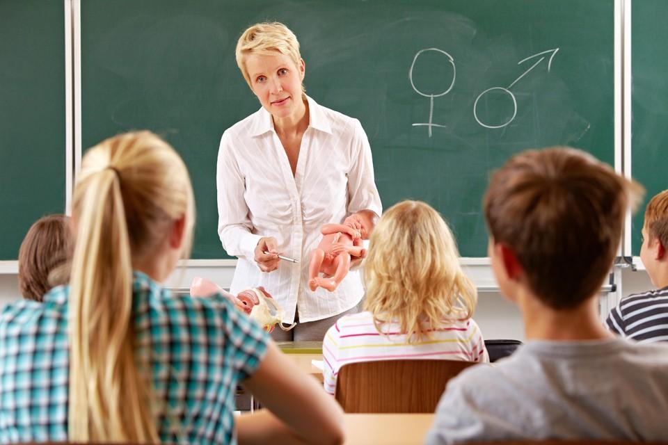 Большинство россиян поддержали введение в школах уроков сексуального просвещения