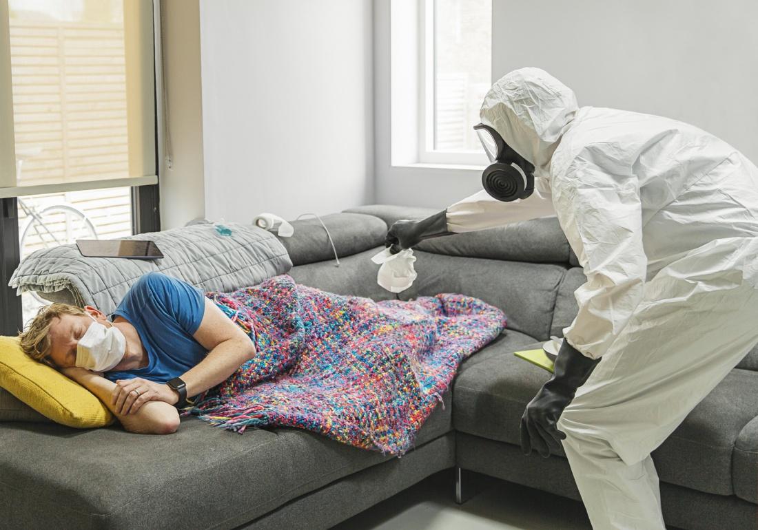 Минздрав назвал условие для лечения от коронавируса на дому