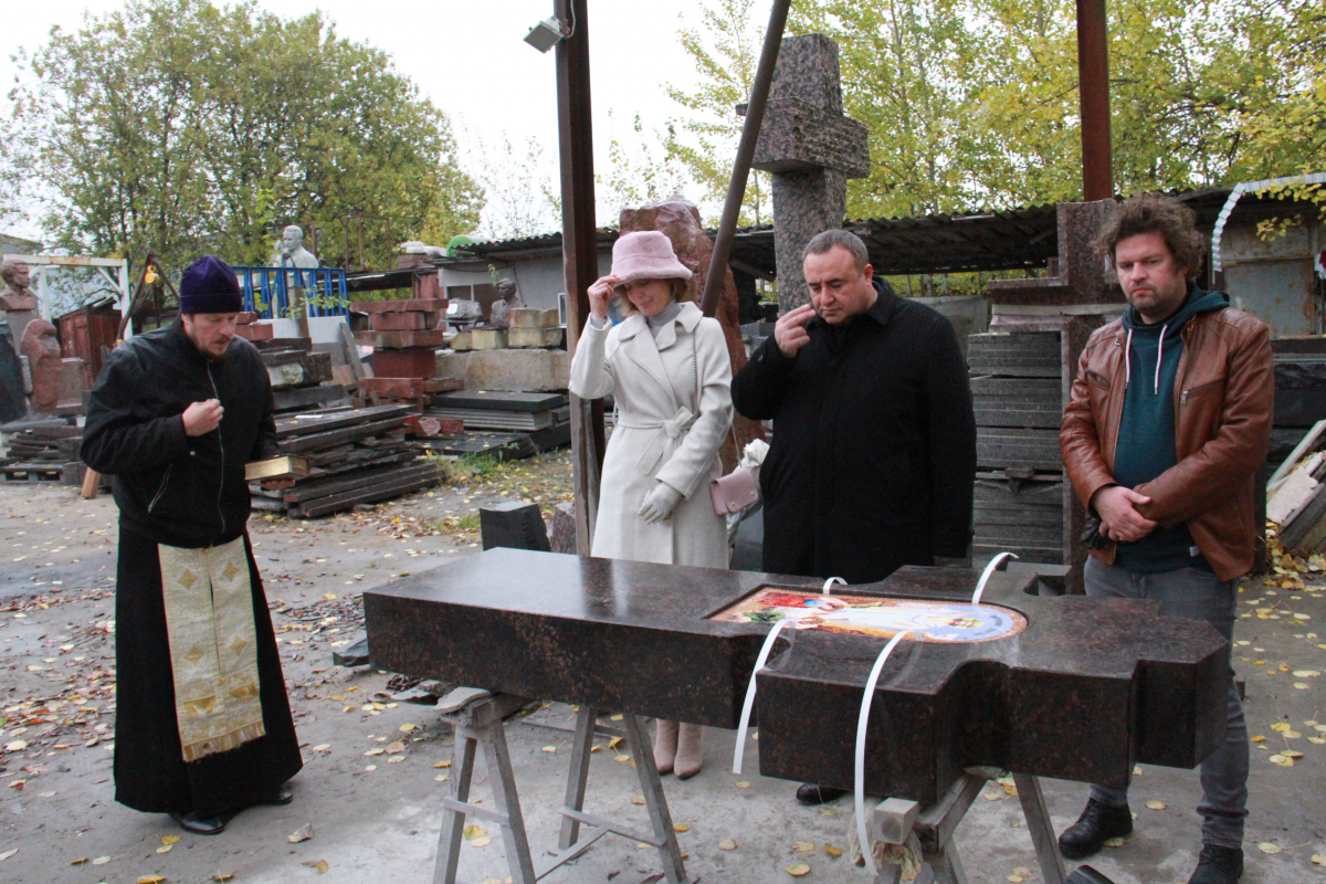 Православный крест на территории бывшего лагеря АЛЖИР установит Благотворительный фонд имени Грачьи Погосяна