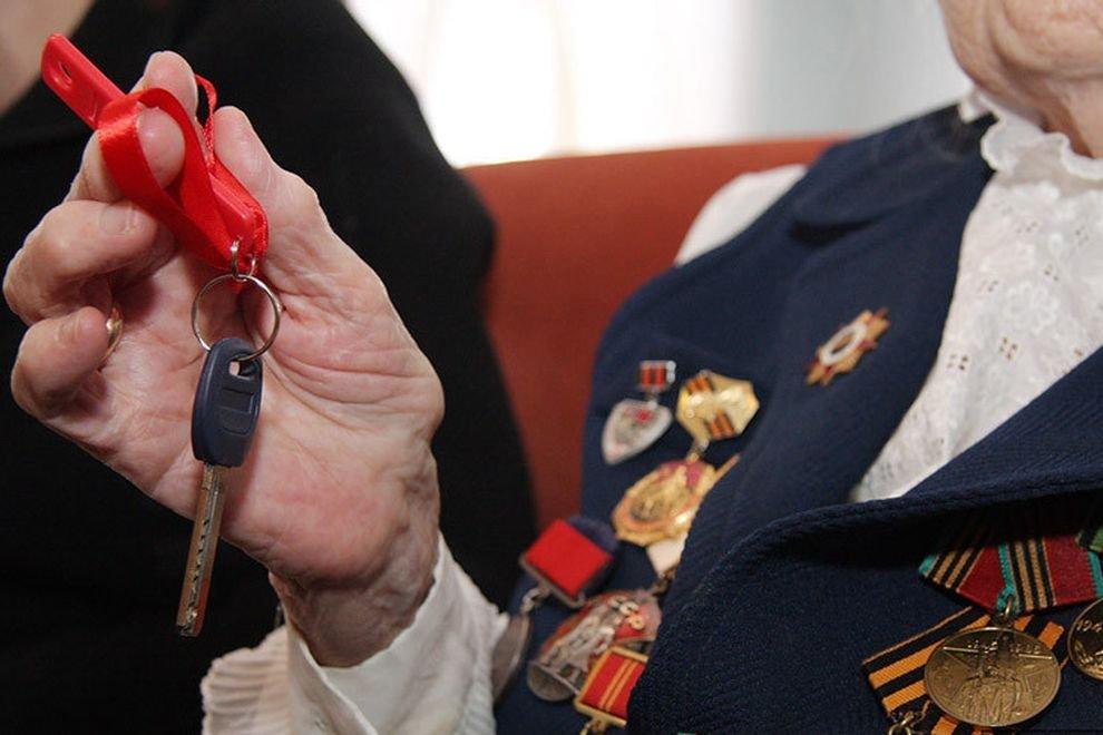 Кабмин выделил более 1 млрд руб. на жилье для ветеранов ВОВ