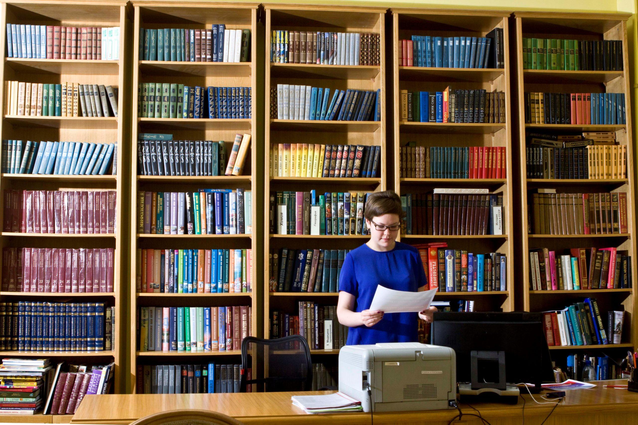 200 библиотекарей Алтайского края пройдут бесплатное обучение по проведению мероприятий