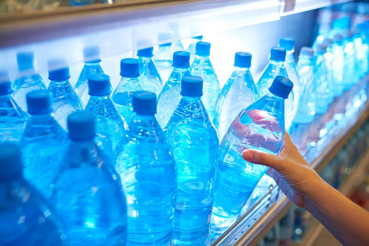 В Роскачестве нашли нарушения маркировки минеральной воды