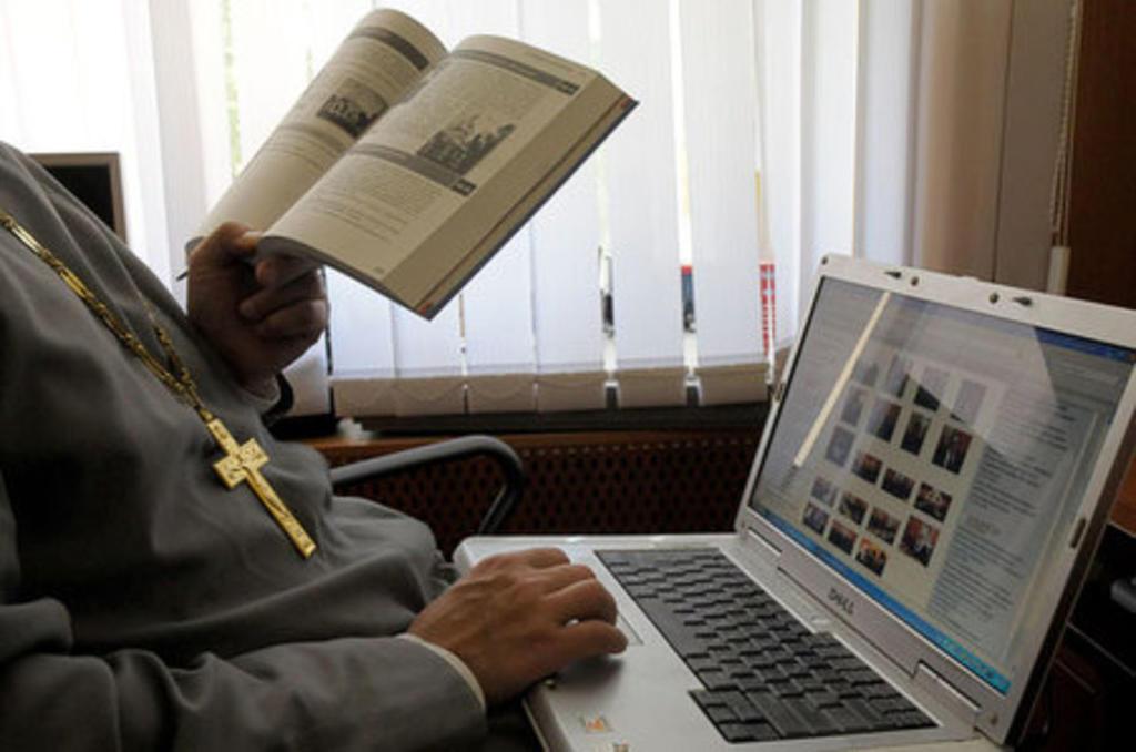 РПЦ составила список лжесвященников-блогеров