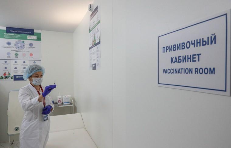 Массовую вакцинацию «ЭпиВакКороной» начнут в 2021 году