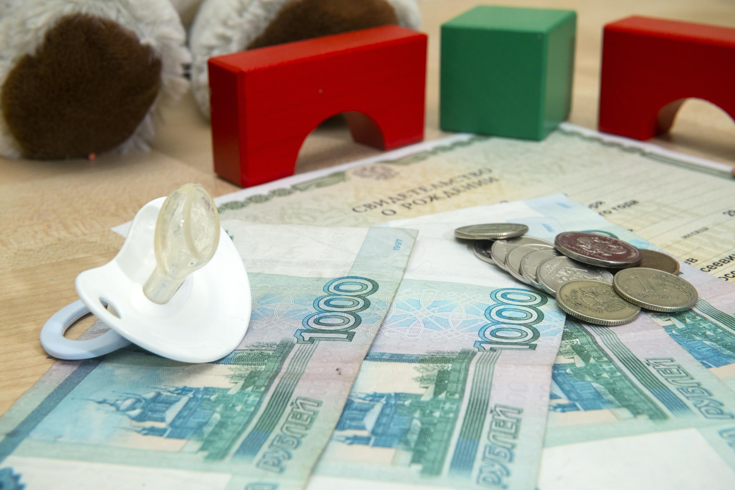 Семьям с детьми до 7 лет выплатят по 5 тысяч рублей к Новому году