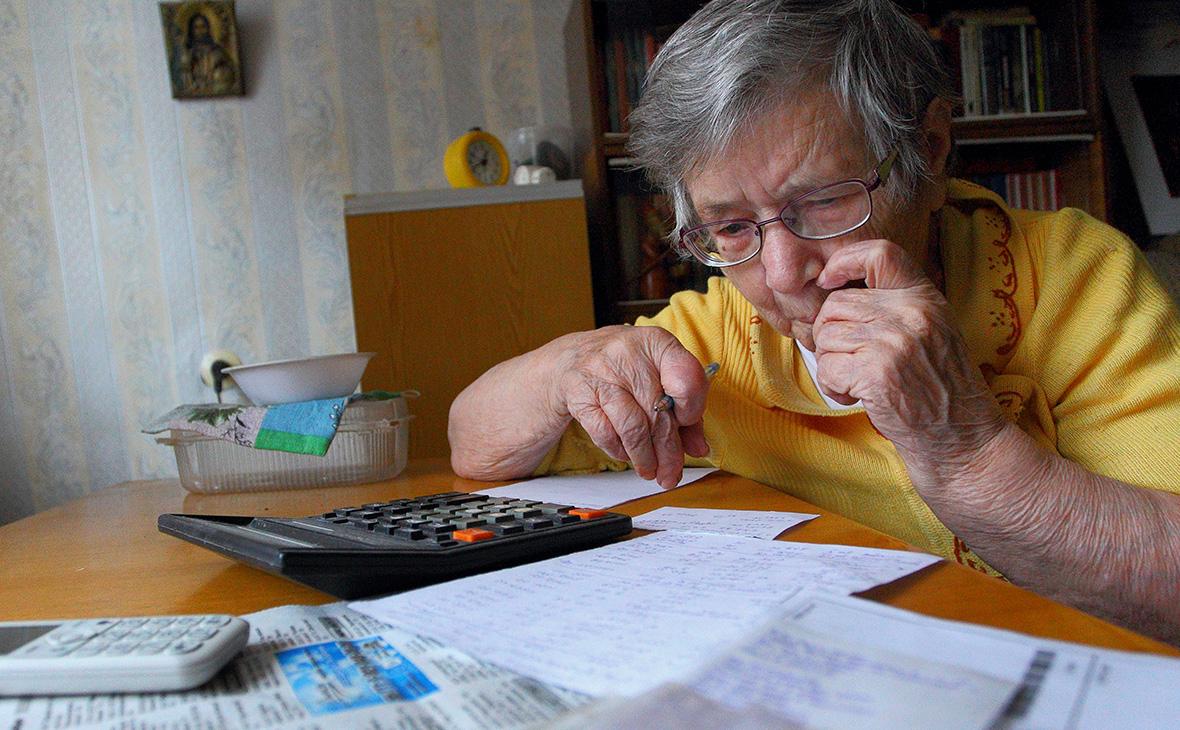 В России предложила на фоне пандемии ввести мораторий на взыскание долгов с пенсионеров