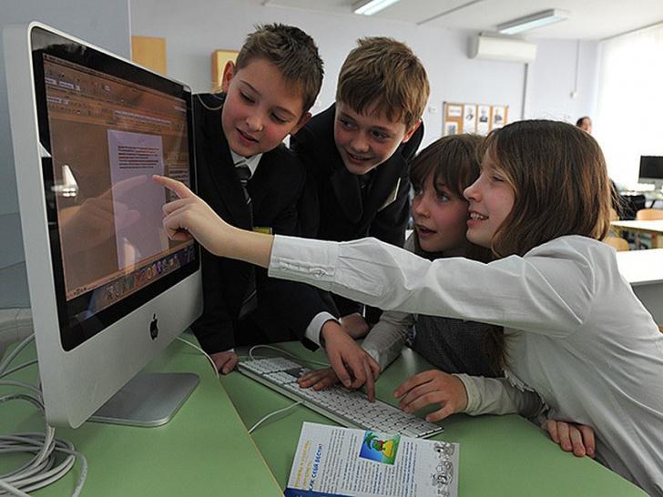 В 2021 году все российские школы подключат к скоростному интернету