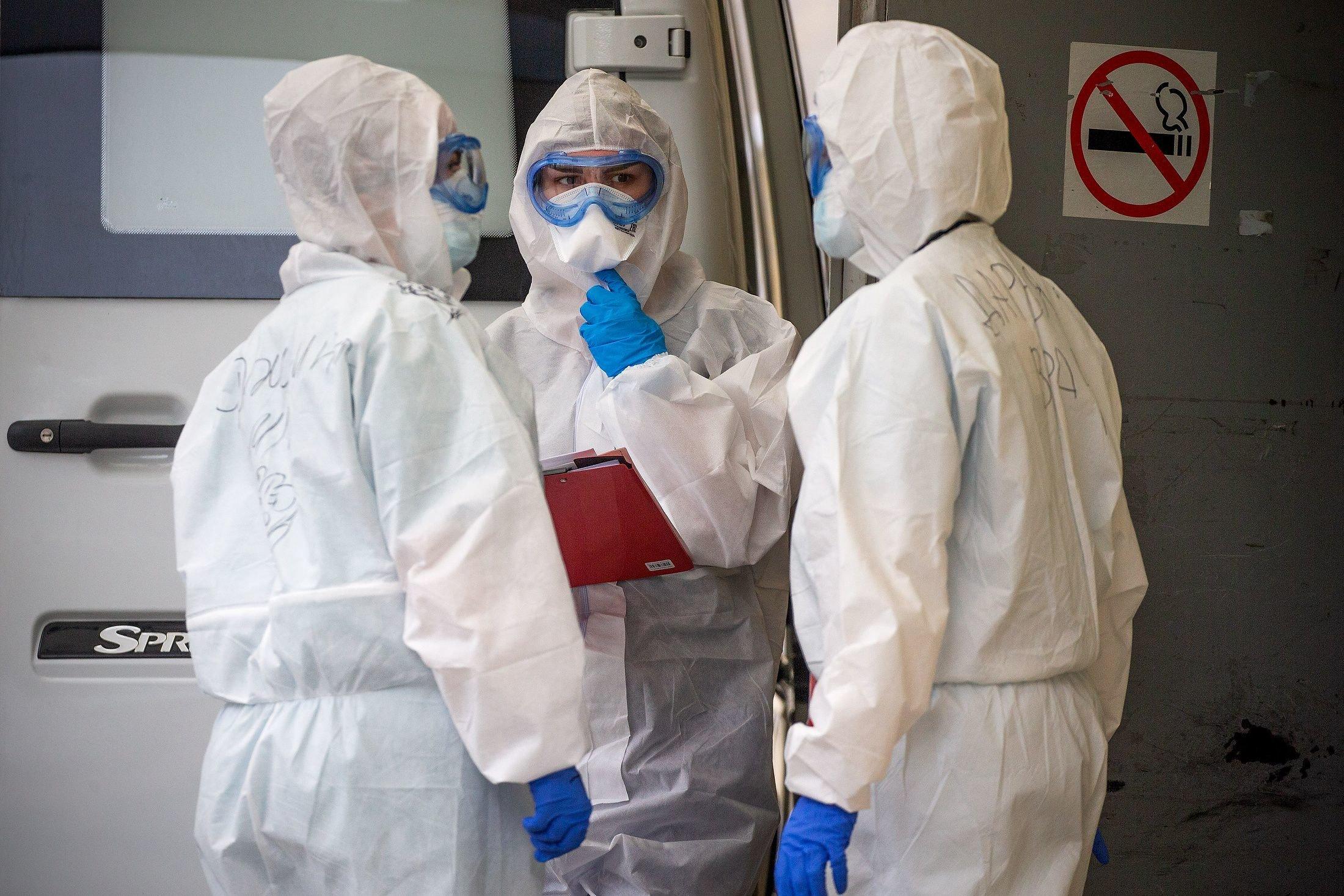 Правительство направит на выплаты медикам более 52 млрд руб. до конца зимы