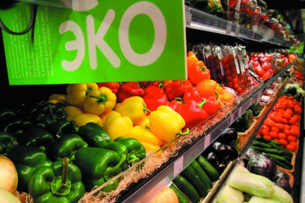 В России появятся «зеленые» продукты с улучшенными характеристиками