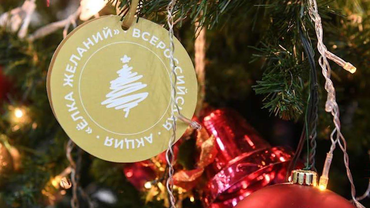 Министры пообещали исполнить новогодние желания российских детей