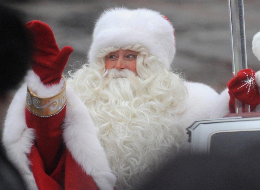 Большинство россиян попросили у Деда Мороза здоровья
