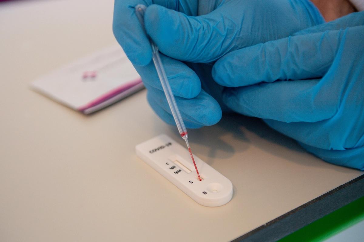 В России разрабатывают тест для оценки клеточного иммунитета