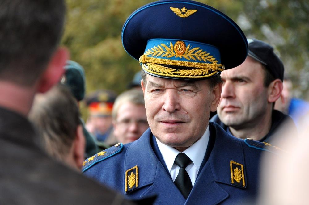 Из жизни ушел Герой Советского Союза, генерал-полковник Николай Антошкин